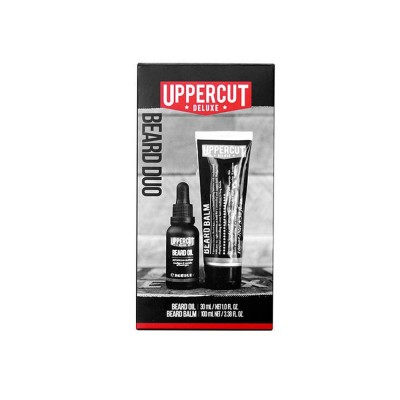 Uppercut Deluxe Beard Duo